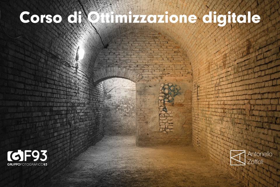 Corso di Ottimizzazione Digitale con Lightroom