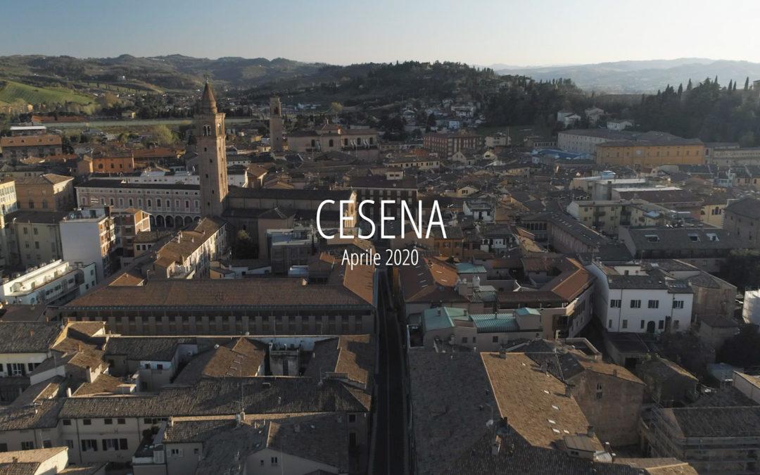 Cesena aprile 2020 - un video di Michele Buda e Antonello Zoffoli