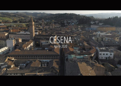 Cesena, un video di Michele Buda e Antonello Zoffoli